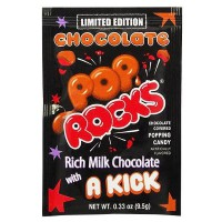 POP ROCKS CARAMELOS CHISQUEANTES DE CHOCOLATE