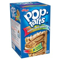 KELLOGG'S POP TARTS RAINBOW COOKIE SANDWICH