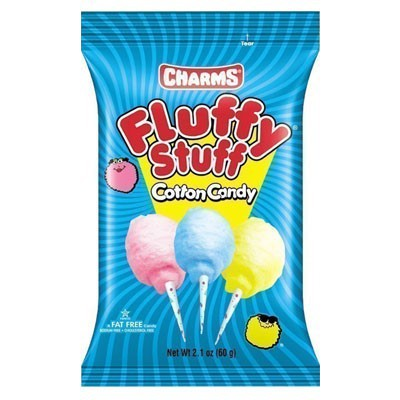 CHARM'S FLUFFY STUFF COTTON CANDY