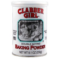 CLABBER GIRL BAKING POWDER LEVURE AMERICAINE