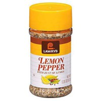 LAWRY'S LEMON PEPPER LARGE
