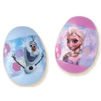 DISNEY FROZEN SURPRISE EGG WITH CANDY & STICKERS