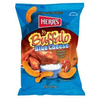 HERR'S BUFFALO BLUE CHEESE PATATAS CHIPS INFLADAS