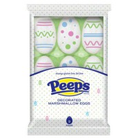 CLEARANCE - PEEPS 9 MARSHMALLOW DECORATED EGGS