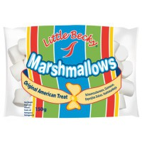 LITTLE BECKY MARSHMALLOWS WHITE BIG SMALL