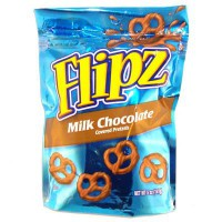 NESTLE PRETZEL FLIPZ MILK CHOCOLATE