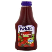 WELCH'S STRAWBERRY JELLY - SQUEEZABLE