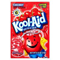 KOOL-AID CHERRY UNSWEETENED SOFT DRINK MIX