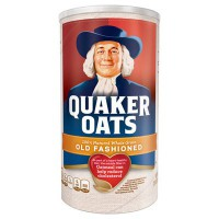 QUAKER OATS OLD FASHIONED OATMEAL FLOCONS D'AVOINE