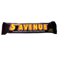 HERSHEY'S 5th AVENUE SNACK DI CIOCCOLATO