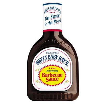 SWEET BABY RAY'S BBQ ORIGINAL SAUCE