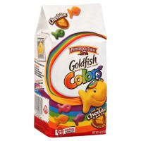 PEPPERIDGE FARM GOLDFISH CHEDDAR COLORS