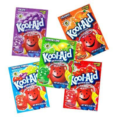 kool aid marketing strategy The kool-aid brand has faded as the market has become flooded with  a  marketing strategy should be centered around the key concept that.