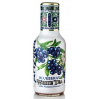 ARIZONA ICED TEA WHITE & BLUEBERRY BOTTLE