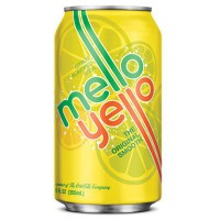 MELLO YELLO SODA