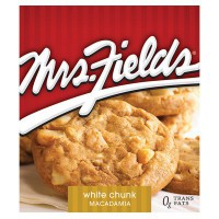 MRS FIELDS WHITE CHUNK MACADAMIA CHIP COOKIE