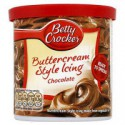 BETTY CROCKER NAPPAGE BUTTERCREAM CHOCOLAT