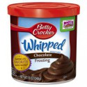 BETTY CROCKER NAPPAGE WHIPPED CHOCOLAT