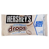 DÉSTOCKAGE - HERSHEY'S COOKIES 'N' CREME DROPS KING SIZE