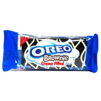 CLEARANCE - NABISCO OREO BROWNIE CREME FILLED
