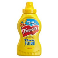 FRENCH'S YELLOW MUSTARD / MOUTARDE JAUNE