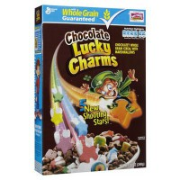 GENERAL MILLS LUCKY CHARMS CHOCOLATE