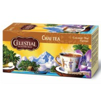 CELESTIAL SEASONINGS CHAI NOIX DE COCO THAI INFUSION