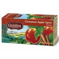 CELESTIAL SEASONINGS MANZANA CANELA INFUSION