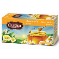 CELESTIAL SEASONINGS CAMOMILLE MIEL VANILLE INFUSION