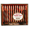 CANDY CANES BUBBLEGUM CHICLE (12)
