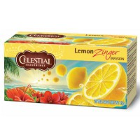 CELESTIAL SEASONINGS LIMON ZINGER INFUSION