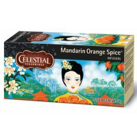 CELESTIAL SEASONINGS MANDARIN ORANGE SPICE
