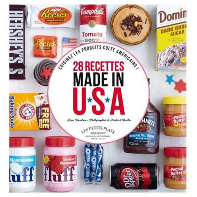 BOOK 28 RECETTES MADE IN USA - L. KNUDSEN
