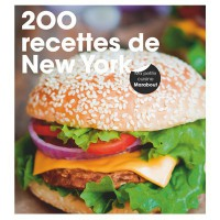 BOOK 200 RECETTES DE NEW YORK