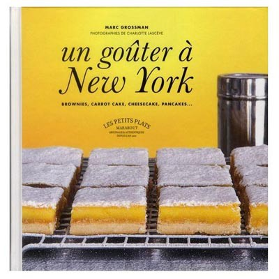 BOOK UN GOUTER A NEW YORK - M. GROSSMAN