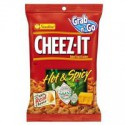 CHEEZ-IT CRACKERS HOT & SPICY WITH TABASCO