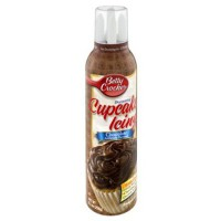 BETTY CROCKER SPRAY CUPCAKE ICING CHOCOLATE