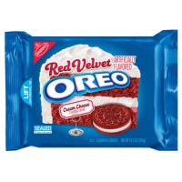 NABISCO OREO RED VELVET SANDWICH COOKIES