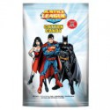 BATMAN VS SUPERMAN COTTON CANDY - GLOW IN THE DARK BAG