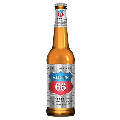 ROUTE 66 BEER - BOTTLE
