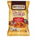 SNYDER'S PRETZELS HOT BUFFALO WING