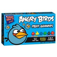 ANGRY BIRDS BLUE BIRD GUMMIES