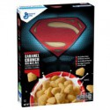 GENERAL MILLS SUPERMAN CARAMEL CRUNCH CEREAL