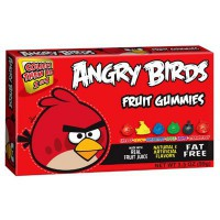 ANGRY BIRDS RED BIRD GUMMIES CARAMELLE GOMMOSE