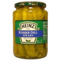 HEINZ KOSHER DILL SPEARS
