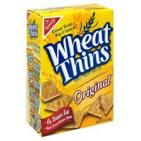 NABISCO WHEAT THINS CRACKERS SALÉS