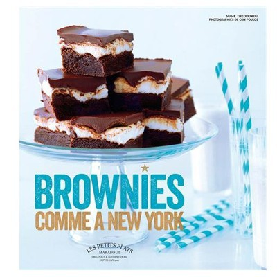 BOOK BROWNIES COMME A NEW YORK - S. THEODOROU