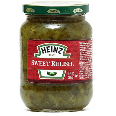 Buy Heinz Sweet Relish American Food Shop