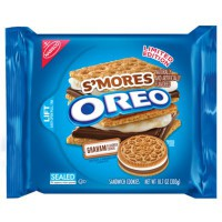 NABISCO GALLETAS OREO S'MORES FORMATO FAMILIAR
