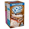 KELLOGG'S POP TARTS A&W ROOT BEER CON GLASEADO
